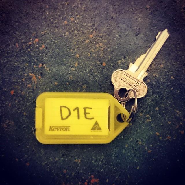 Paihia, New Zealand: Ominous Room Key
